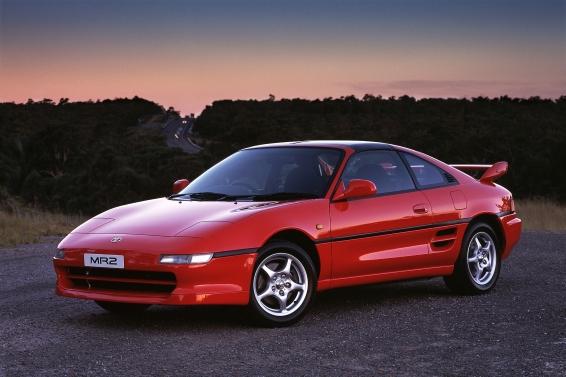 1998 Toyota MR2