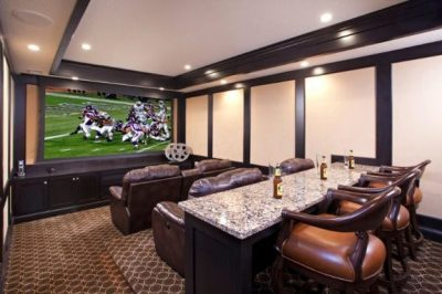 entertainmentkamer mancave