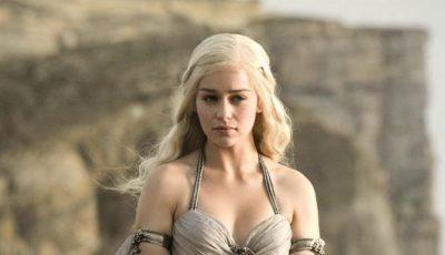 Daenerys Targaryen Game of Thrones vrouwen