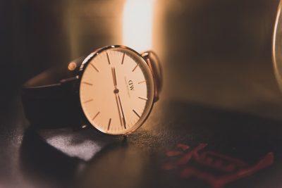 simpel en stijlvol horloge