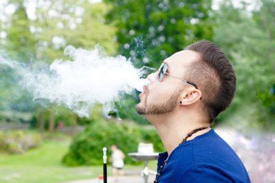 waterpijp roken
