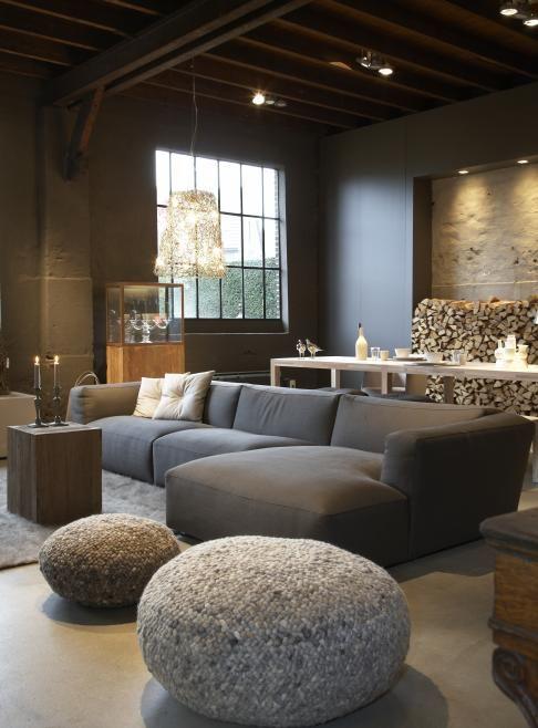 4 tips voor het inrichten van een grote woonkamer mannennieuws - Deco grote woonkamer ...
