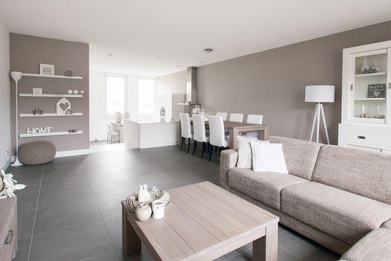 4 tips voor het inrichten van een grote woonkamer - Mannennieuws