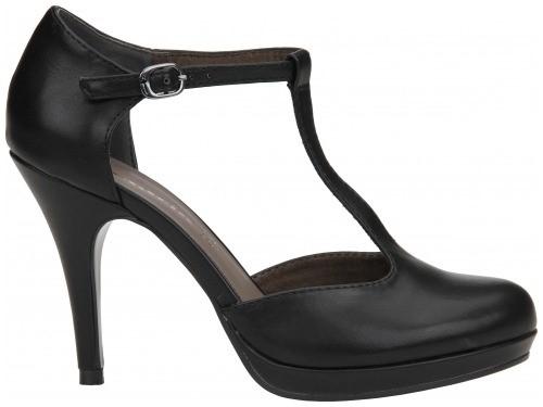 schoen zwarte pump