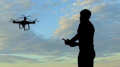 Een drone: krijg er hoogte van!
