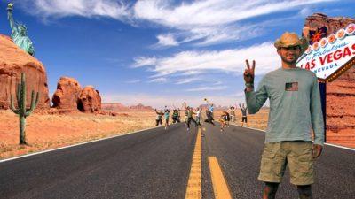 Road Trip Amerika