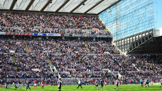 voetbalweekend newcastle