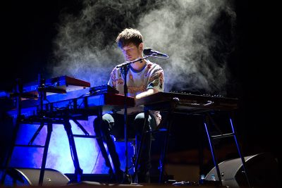 Mannennieuws Band van de week James Blake