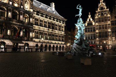 mannenweekend in Antwerpen