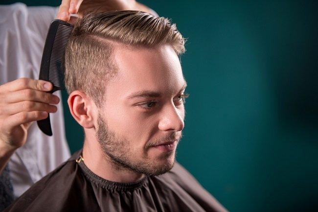 Side-part cut