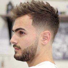 tapered-met-baard-kapsel