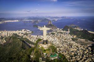 Rio de Janeiro backpacken Zuid-Amerika