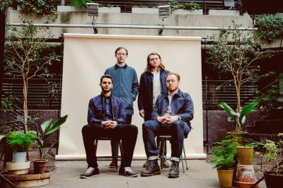 Bombay Bicycle Club band van de week