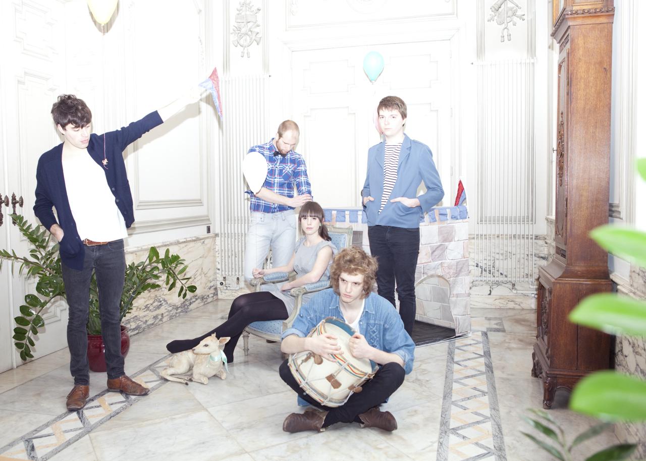 Balthazar Band van de week