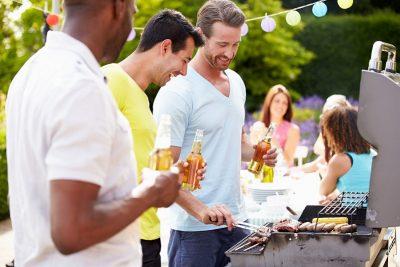 Barbecueen