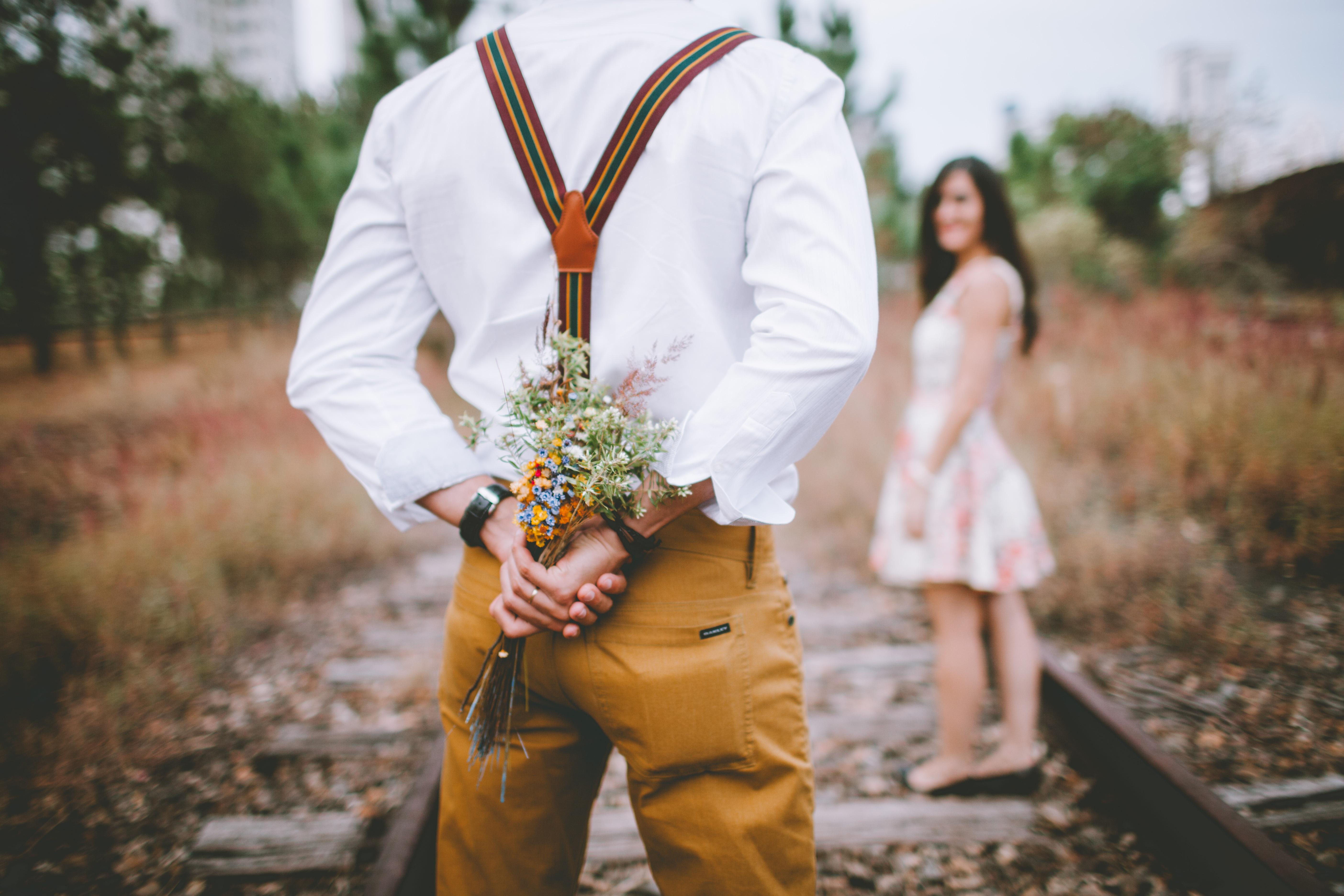 Tips over dating een man in het leger