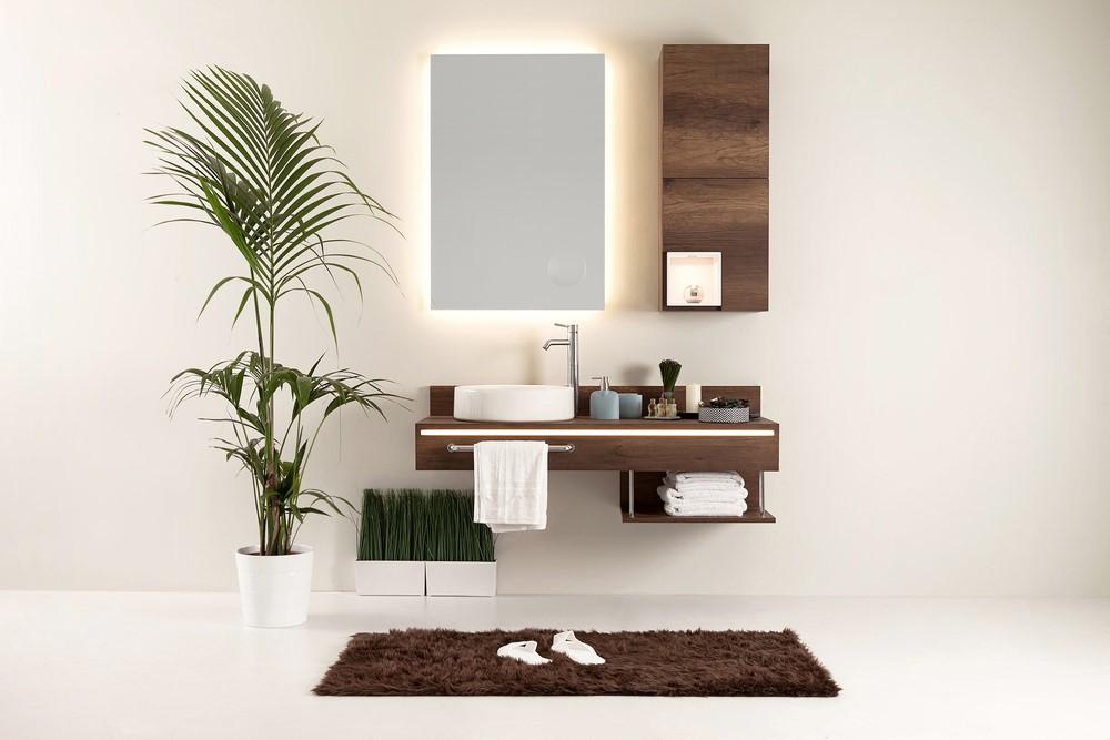 bij elkaar passend meubilair badkamer