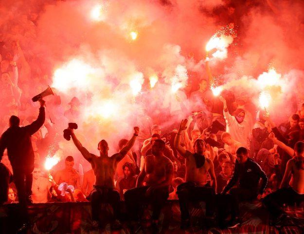 Engelse voetbalhooligans