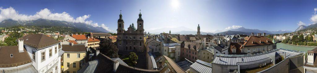 Innsbruck panorma