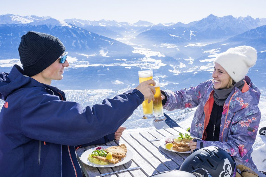Skieen en genieten in Innsbruck
