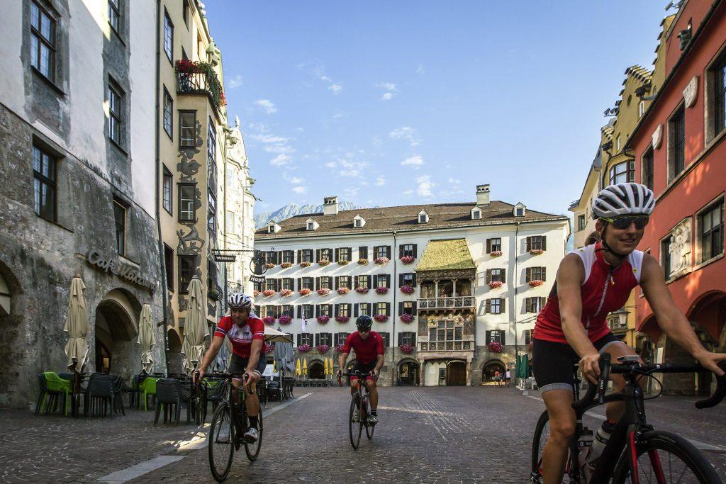 Fietsen Innsbruck