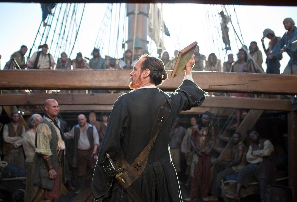 Black Sails 2014 - Kaptein Flint