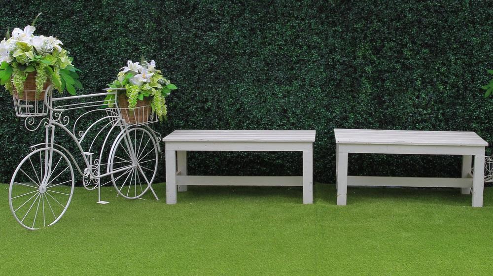 Kunstgras in tuin