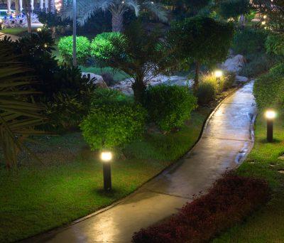 Verlichting in tuin 3