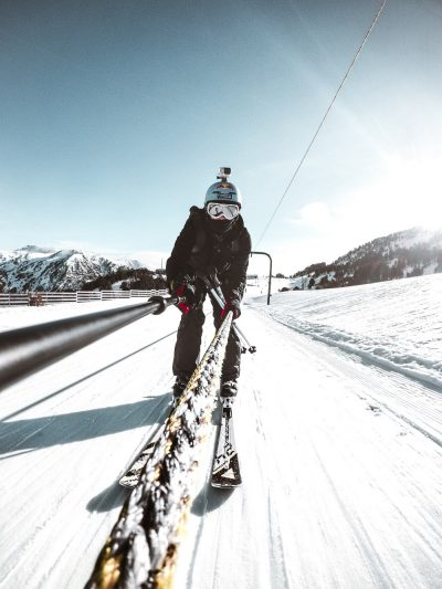 outdoor skikleding