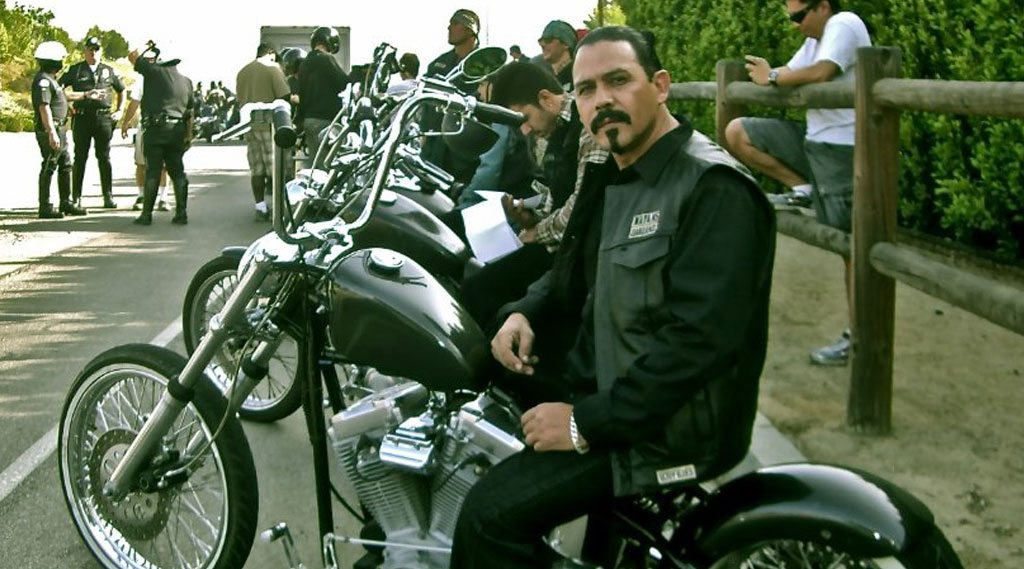 FX Networks has picked up Mayans MC to series ordering a 10episode first season of the new drama series from Kurt Sutter and Elgin James