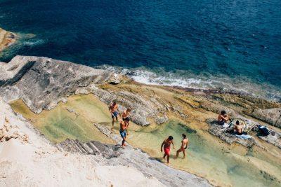 Weekendje Ibiza met vrienden