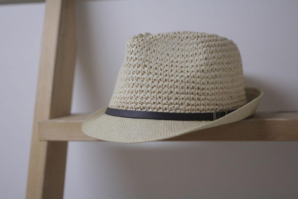 man-zomer-hoed