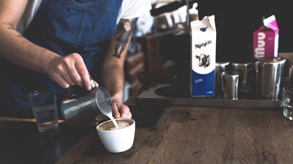koffietent
