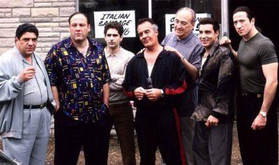 Sopranos-film
