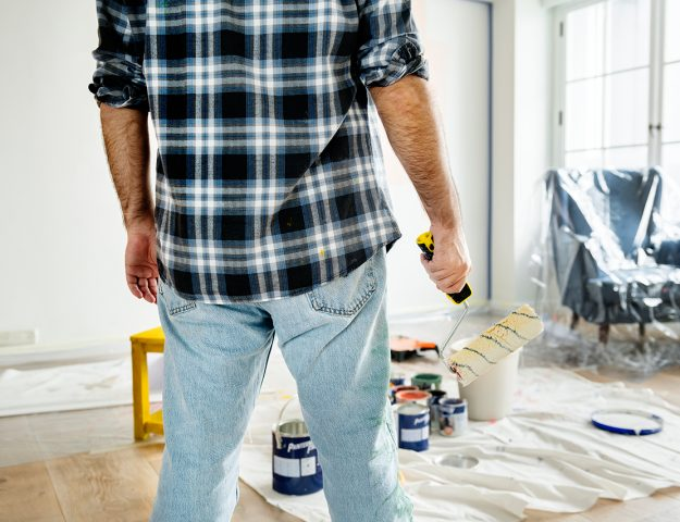 4 tips voor het inrichten van een grote woonkamer for Nieuwbouwhuis inrichten tips