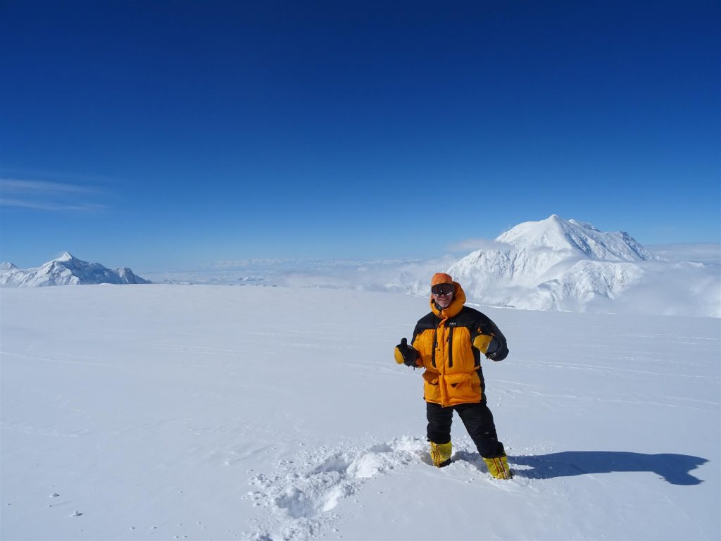 Wilco Dekker - Alaska Denali 4350 meter