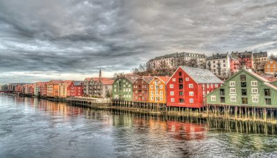 trondheim-noorwegen