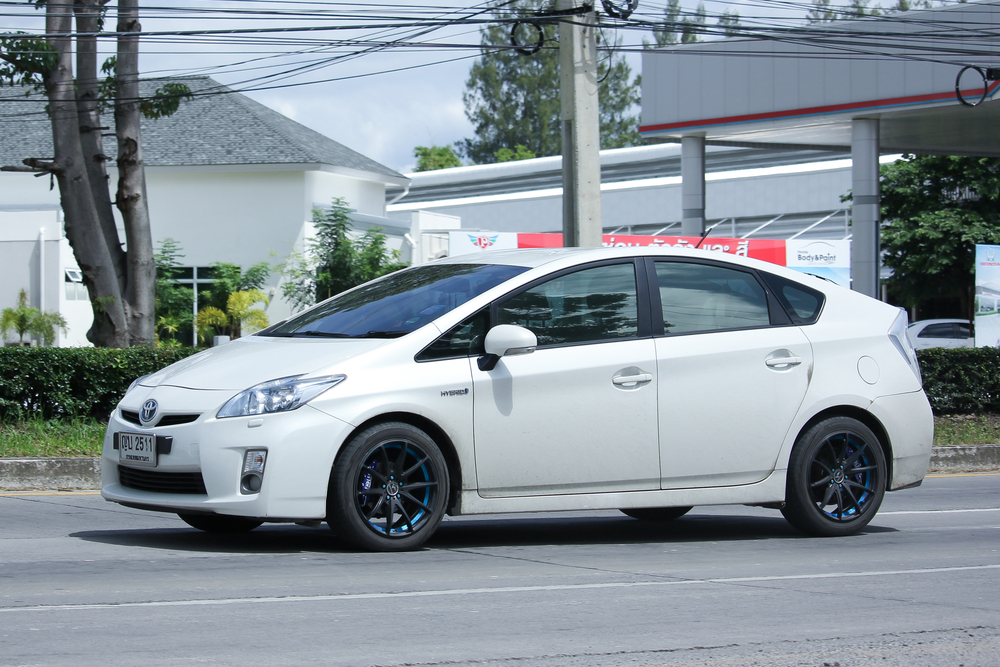 De Toyota Prius Nog Steeds De Meest Populaire Hybride Auto