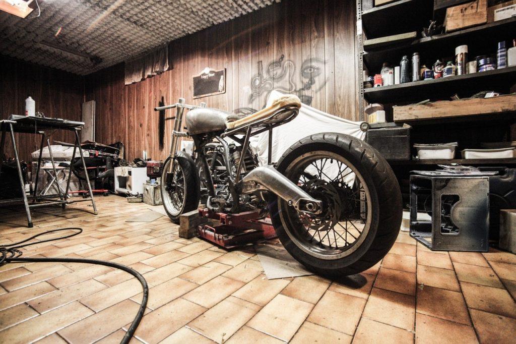 Eigen garage