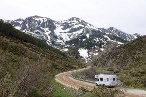 Ook op uitdagender terrein moet je uit te voeten kunnen met je camper