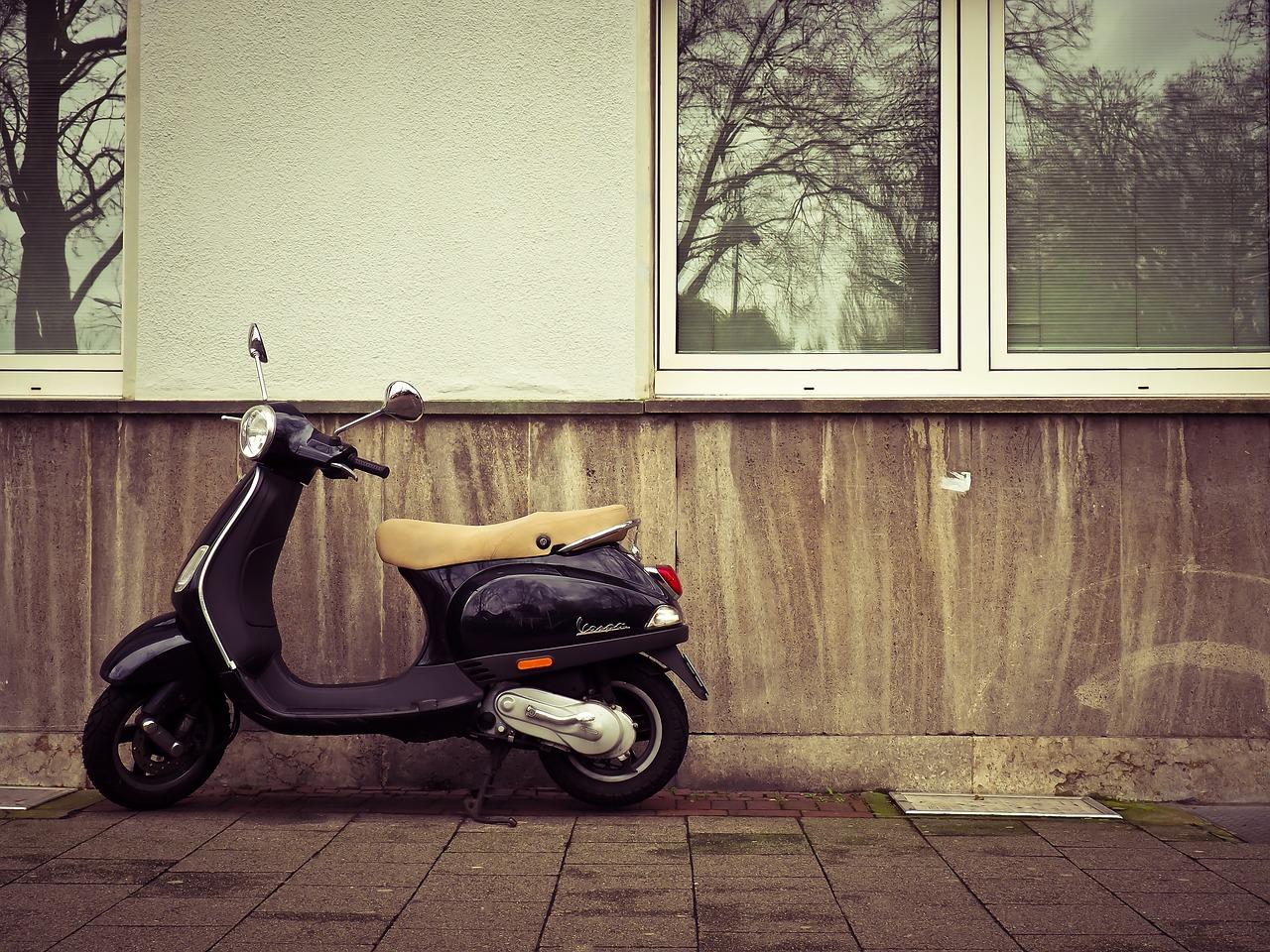 Aan het einde van je leaseovereenkomst is de scooter jouw eigendom.