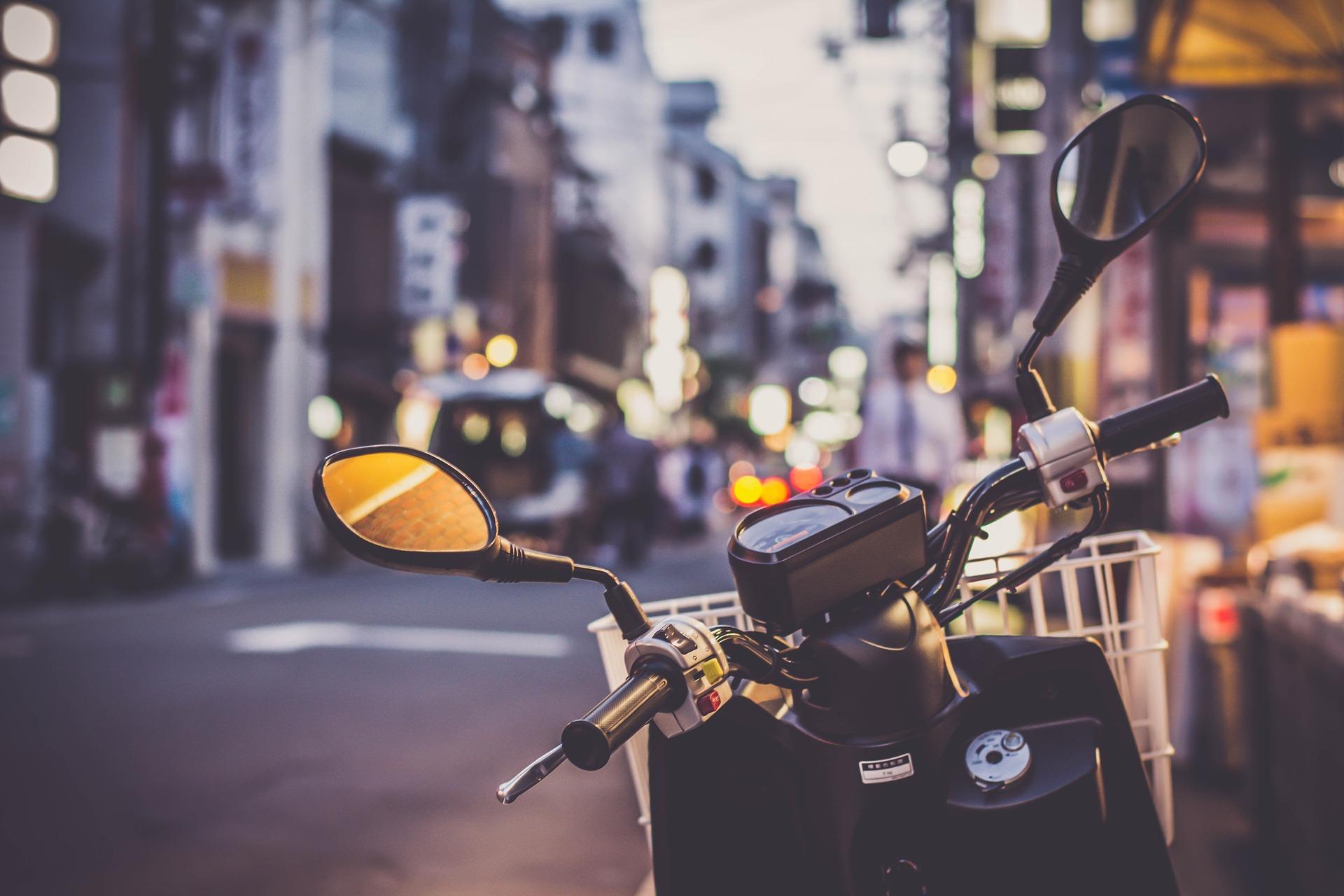 Als je geen geld hebt voor een nieuwe scooter, kun je er ook een leasen.