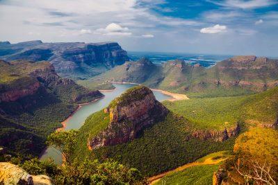 Zuid-Afrika kent de prachtigste landschappen.