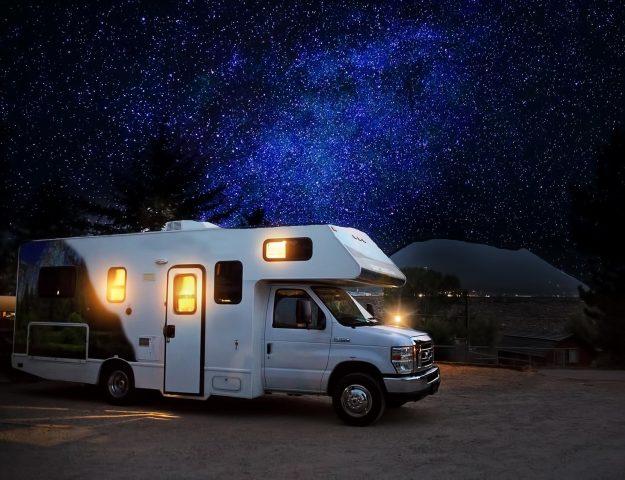 Zorg dat je er elke zo warmpjes bijstaat als hier tijdens je wereldreis per camper door je goed voor te bereiden