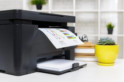 Zuiniger printen