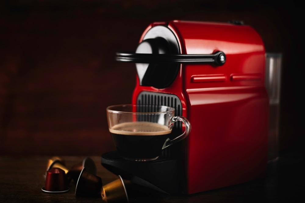 Ook voor zakelijk bezoek bestaat een passende Nespresso cup.