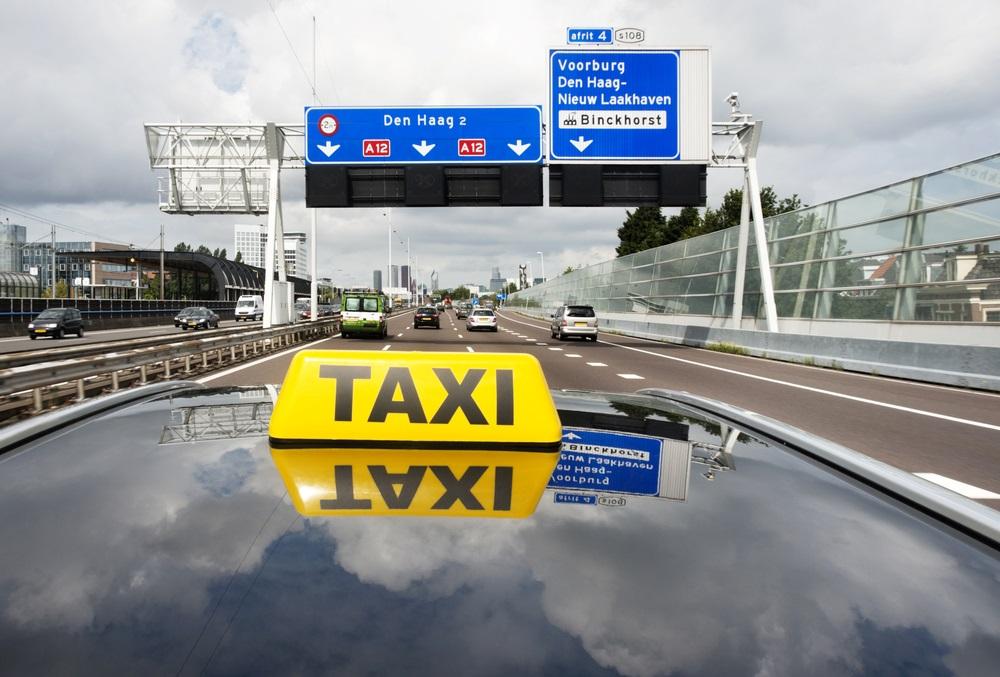 Taxi in Nederland