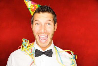 Een surprise party hoeft niet duur te zijn.