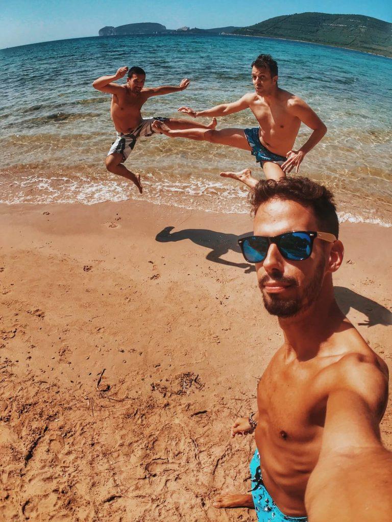 vrienden-vakantie