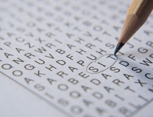 Ontwerp je eigen woordzoeker